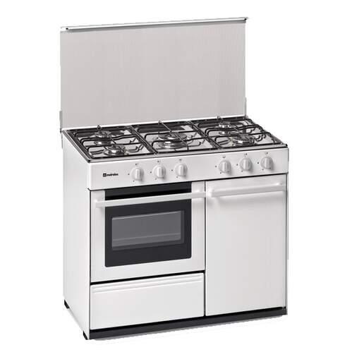 Cocina de gas Meireles G2950 DV W