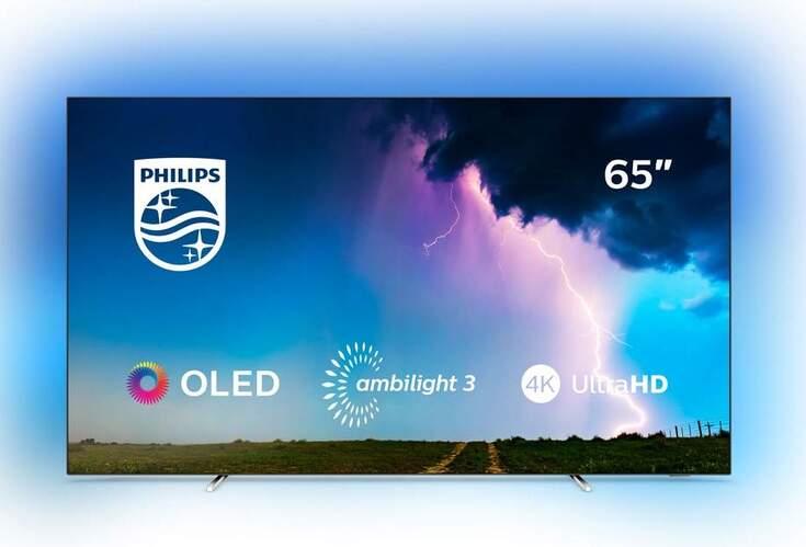 TV OLED Philips 65OLED754/12