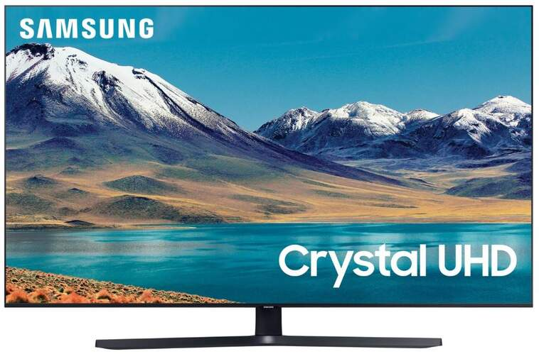 "TV Samsung 50"" UE50TU8505 - Crystal UHD 4K, Smart TV, Dual LED, 4k Processor, 2800PQI, HDR10+"