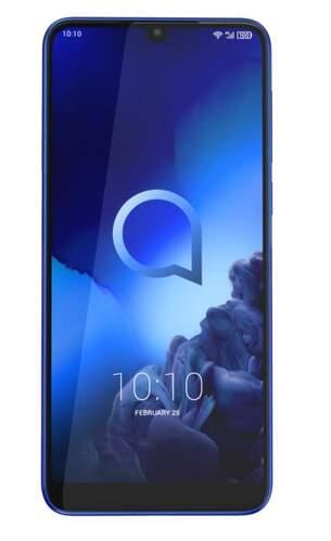 Teléfono Alcatel 3 5053D 32GB Azul