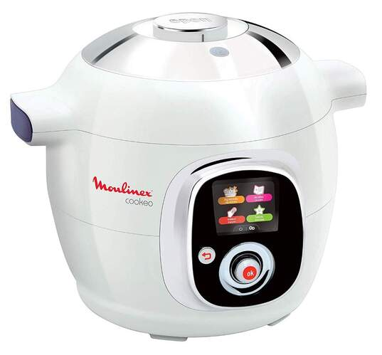 Robot de cocina Moulinex Cookeo CE704110