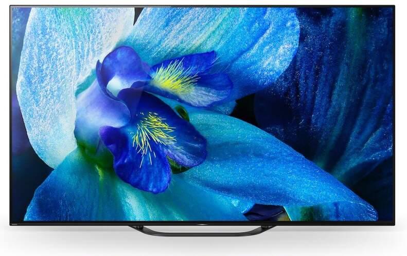"TV OLED Sony 55"" KD55AG8"