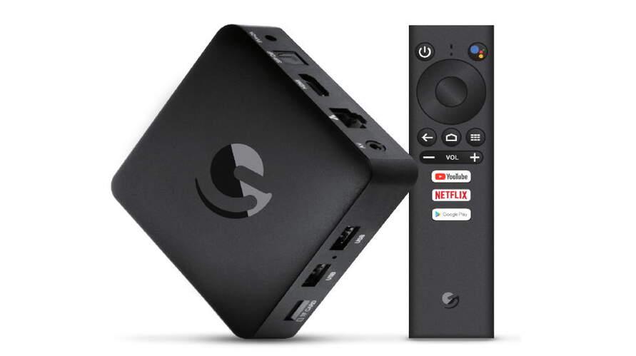 Receptor Smart TV Engel EN1015K