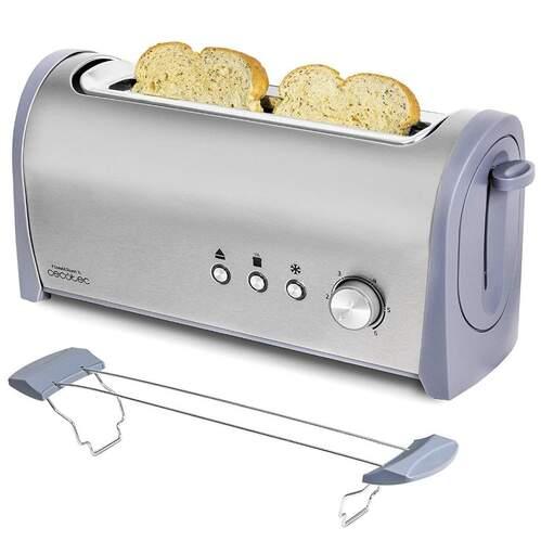 Tostador Cecotec Steel&Toast 1L