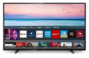 """TV Philips 58"""" 58PUS6504/12 - UHD 4K, Smart TV Saphi, HDR10+, Dolby Vision/Atmos, MicroDimming"""