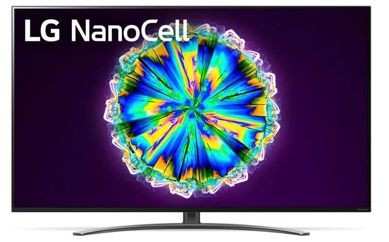 "TV LG 49"" 49NANO866NA - NanoCell UHD 4K, A7, 100% HDR, Dolby Vision/Atmos, Smart TV, Local Dimming"