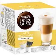 Cápsulas Dolce Gusto Latte Macchiato Vanilla