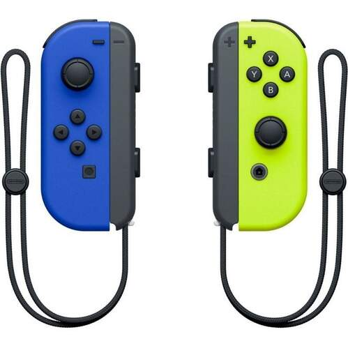 Mando Nintendo Switch Joy-Con Azul/Amarillo