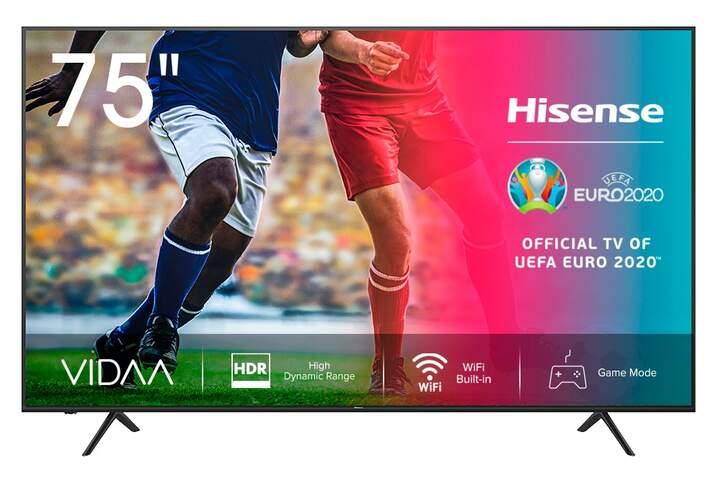 TV 4K Hisense 75A7100F