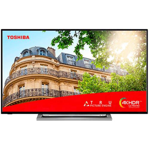 "Televisor Toshiba 49"" 49UL3A63DG - 4K UHD, HDR Dolby Vision, MicroDimming, Onkyo Sound"