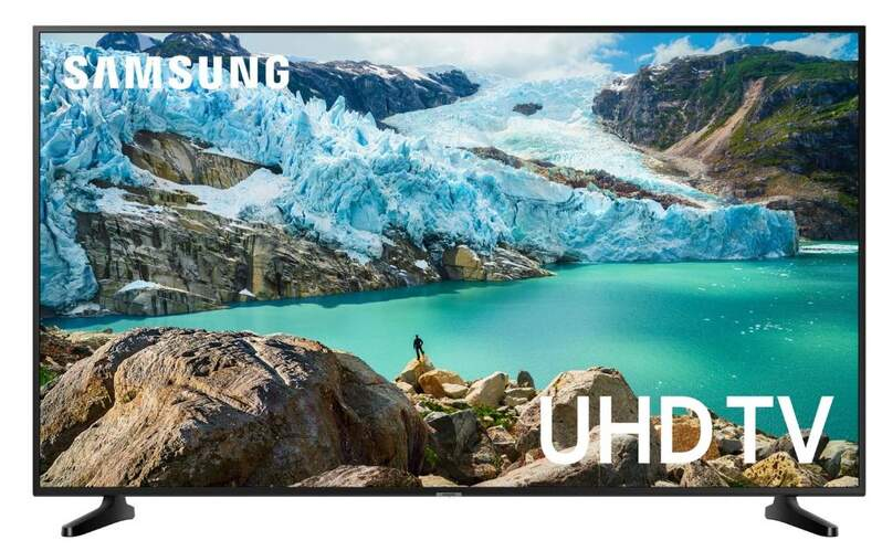 "TV Samsung 65"" UE65RU7025 - 4K UHD, Smart TV, PurColor, Ultra Dimming, HDR10+, HLG, UHD Processor"