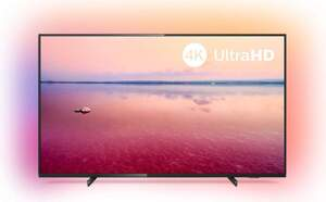 """TV 4K Philips 50"""" 50PUS6704/12 - UHD, Smart TV Saphi, Ambilight, HDR10+, Dolby Vision/Atmos"""