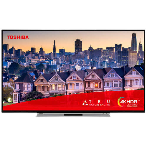"""TV Toshiba 49"""" 49UL5A63DG - UHD 4K, Smart TV, TRU Picture Engine, Dolby Vision HDR, Onkyo"""