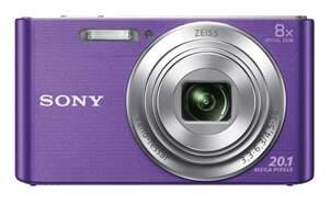 Cámara de fotos compacta Sony DSC-W830V