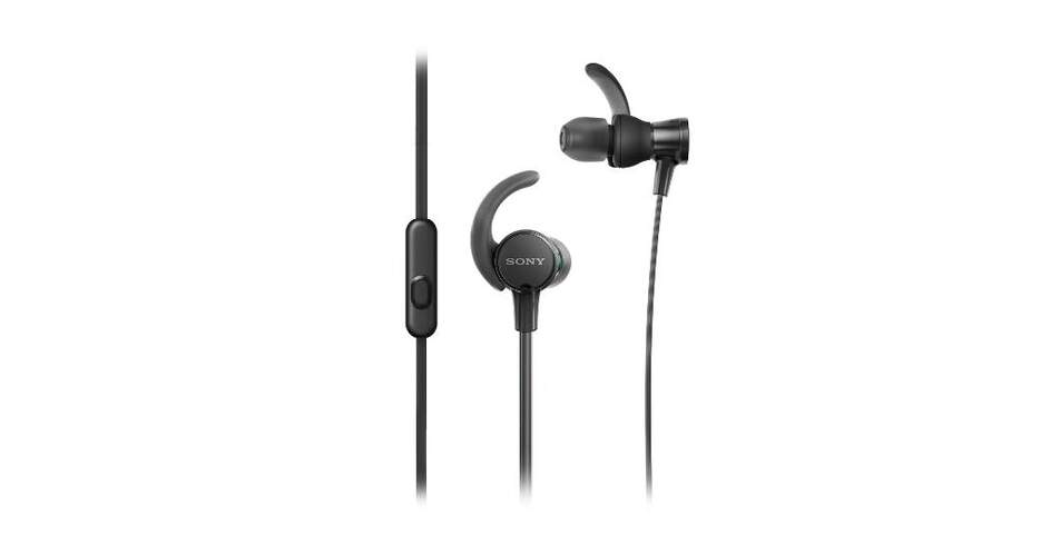 Auriculares Sony MDR-XB510ASB Negros