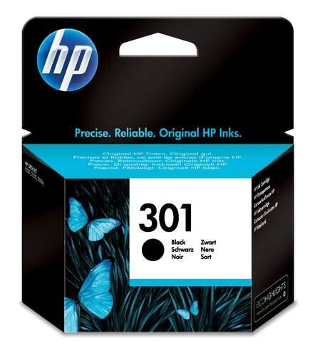 Cartucho Tinta negra HP 301 CH561EE