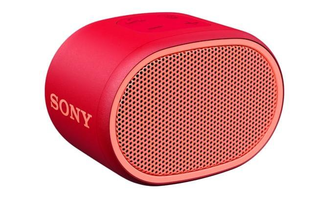 Altavoz portátil Sony Extra Bass SRS-XB01 Rojo