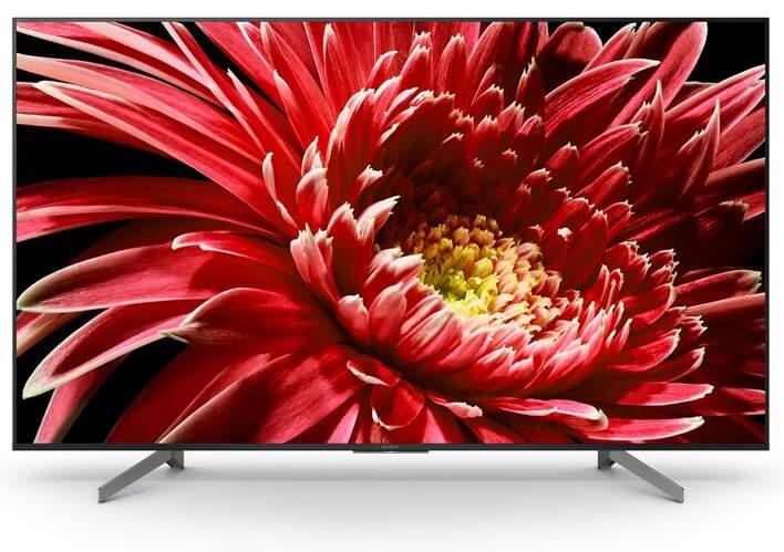 """TV Sony 55"""" KD55XG8596"""