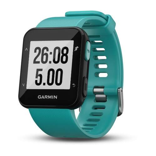 Reloj deportivo Garmin Forerunner® 30 Turquesa