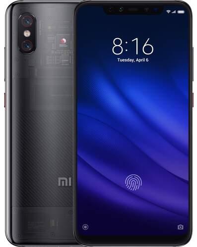 Xiaomi Mi 8 Pro 128GB Transparente