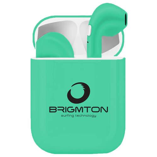 AURICULARES BRIGMTON BML-18A BLUETOOTH AZUL