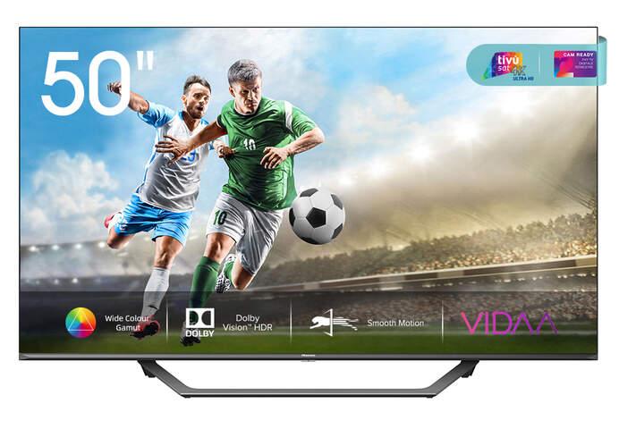 TV 4K Hisense 50A7500F