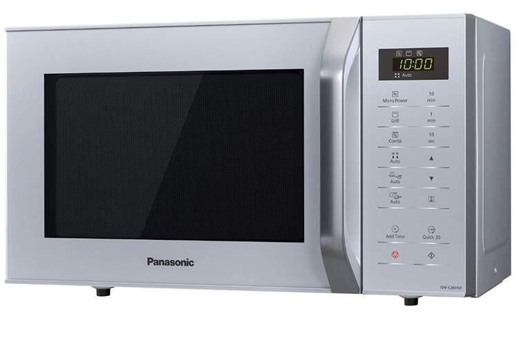 Microondas Panasonic NNK36HMMEPG