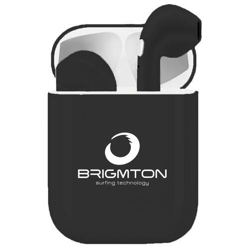AURICULARES BRIGMTON BML-18N BLUETOOTH NEGRO