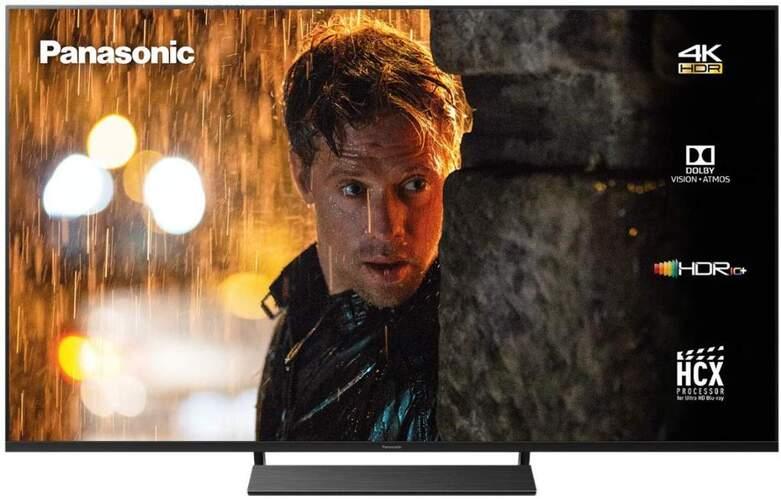 """Televisor Panasonic 65"""" TX65GX800E - UHD 4K, Smart TV, HCX Processor, HDR10+, Dolby Atmos/Vision"""