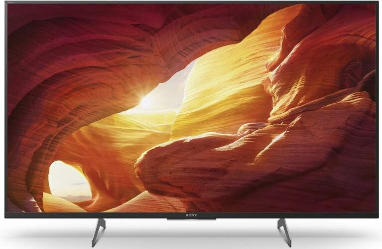 """TV Sony 43"""" KD43XH8596 - UHD 4K, Android TV, 4K HDR X1, Dolby Vision/Atmos, 4K X-Reality PRO"""