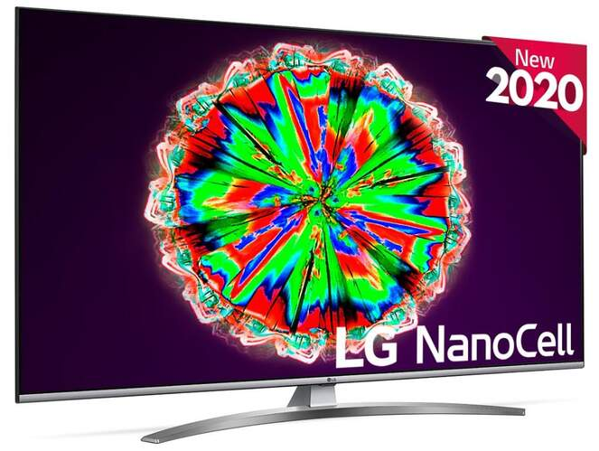 "TV LG 49"" 49NANO816NA - NanoCell UHD 4K, Smart TV ThinQ IA, HDR10 Pro, Local Dimming, QuadCore 4K"