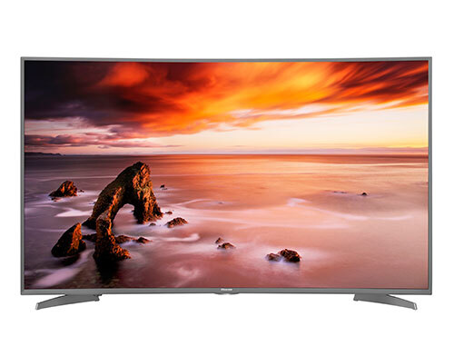 "TV Curva Hisense 55"" 55N6600 - UHD 4K, Smart TV Vidaa U, SMR 1000Hz, HDR, Dbx-tv"