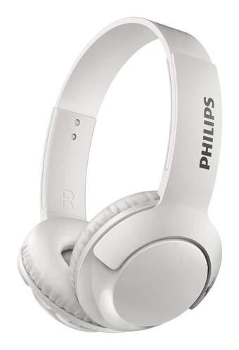 Auriculares Philips Bass+ SHB3075WT/00 Blanco