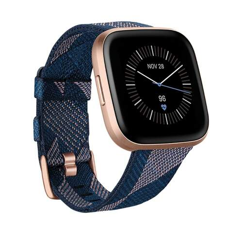Smartwatch Fitbit Versa 2 SE Rosa/Azul