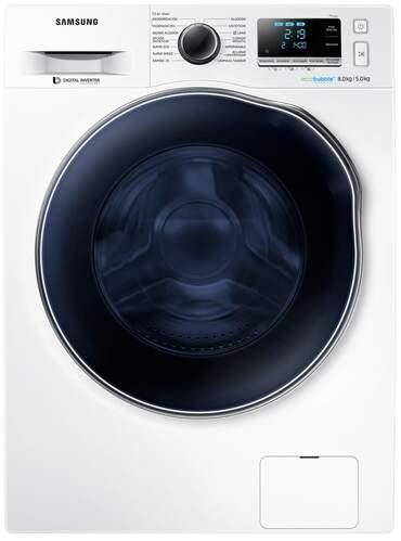 Lavadora Secadora Samsung WD80J6A10AW