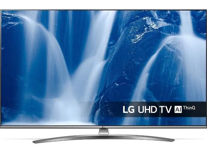 "TV 4K LG 82"" 82UM7600PLB - UHD, Smart TV IA, Alpha 7 (12 Bit), 100% HDR, Dolby Atmos/Vision"
