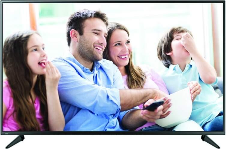 """TV Denver 43"""" LDS-4368 - Full HD, Smart TV Apps, WiFi, DVB-T2/S2/C, CI+"""