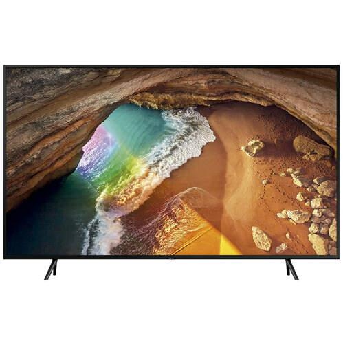 "Televisor QLED Samsung 43"" QE43Q60R - UHD 4K, IA, Smart TV, 2400 PQI, HDR10+, Dolby Digital Plus"