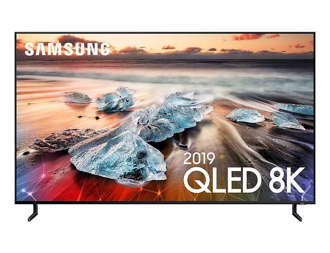 "TV QLED 8K Samsung 65"" QE65Q950R - Smart TV IA, Q HDR 3000, Quantum Processor"