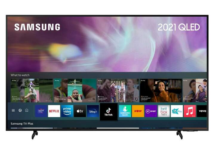 TV QLED Samsung QE75Q60A