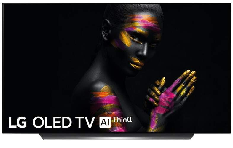 "TV OLED LG 55"" 55C9PLA - UHD 4K, Alpha 9 14 Bits, Smart TV AI ThinQ, 100% HDR, Dolby Atmos/Vision"