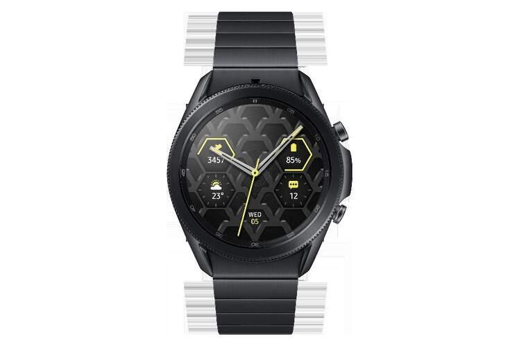 Samsung Galaxy Watch 3 45mm Titanium