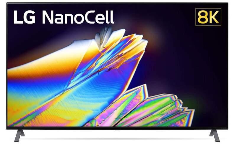 TV LG NanoCell 8K 65NANO956NA