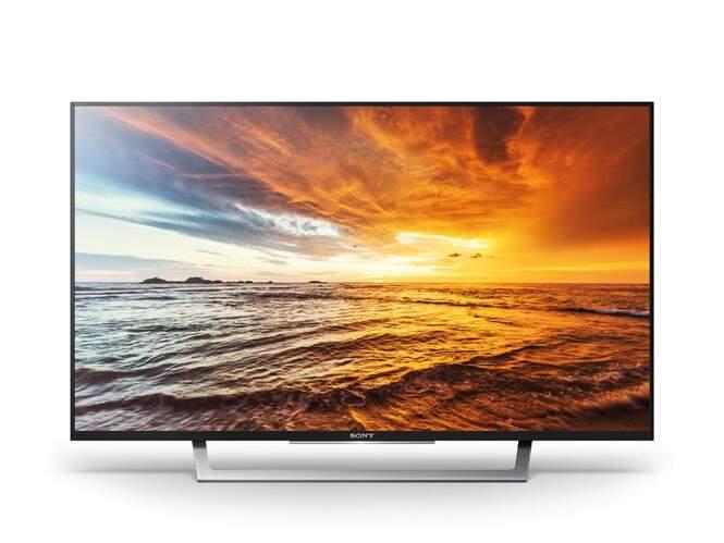 """TV Sony 32"""" KDL-32WD753 - Full HD, Smart TV, MotionFlow XR 200Hz, HDR, WiFi,  X-Reality PRO"""