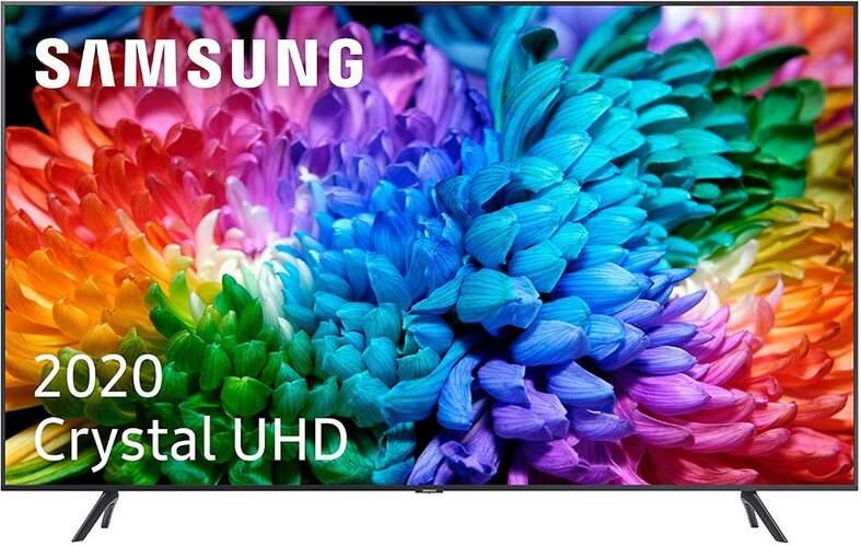 "TV Samsung 55"" 55TU7105"
