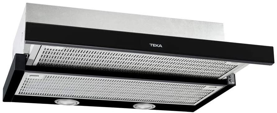 Campana extensible Teka CNL6415BK Negra