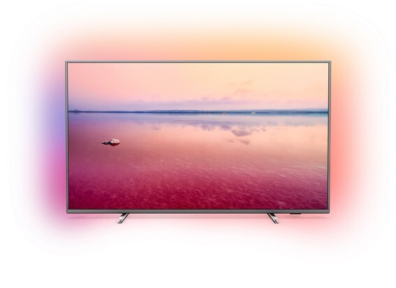"TV 4K Philips 55"" 55PUS6754/12"