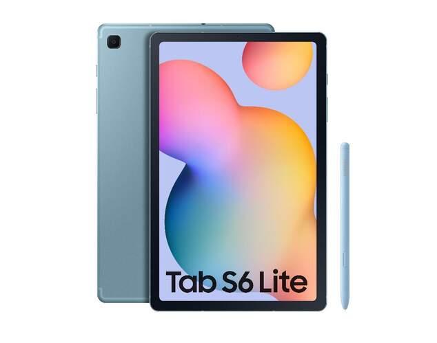 Samsung Galaxy Tab S6 Lite Azul
