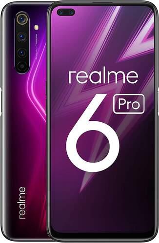 Realme 6 Pro 8/128GB Rojo
