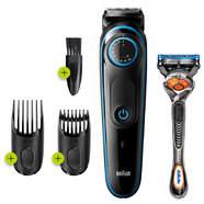 Recortadora barba Braun BT5240